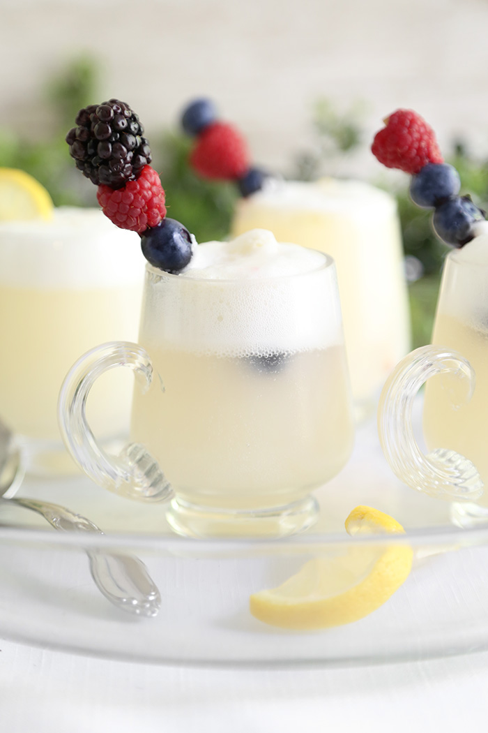 lemon sorbet punch 5 3